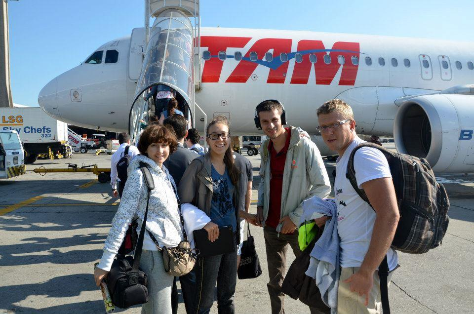 Перелет в Бразилию авиакомпанией TAM