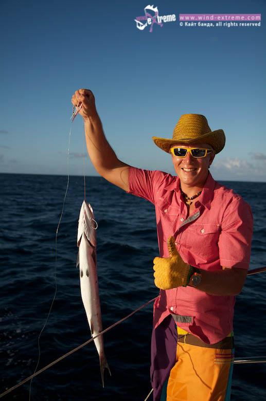 Карибский улов