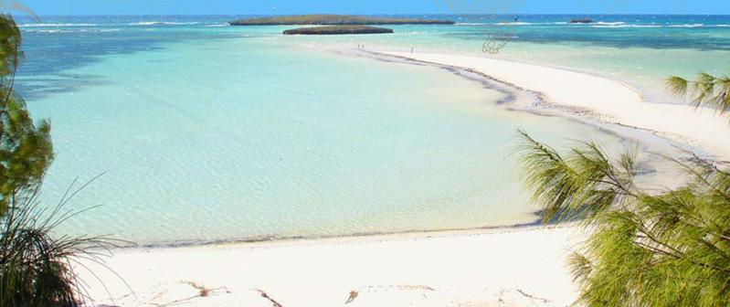 Sakalava Bay — основной спот в Диего Суарез