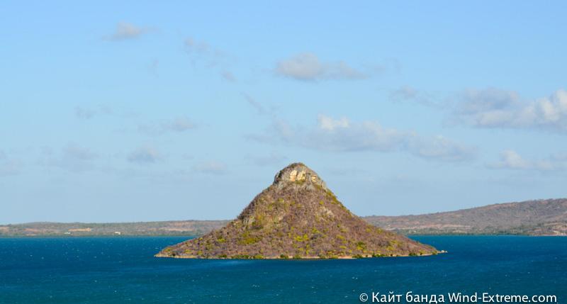 Остров-гора в Диего суарез