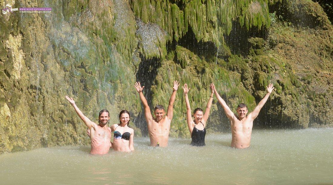 Водопад на Сиаргао