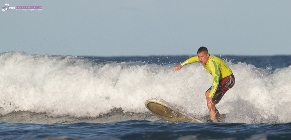 Серфинг на Сиаргао, Филиппины