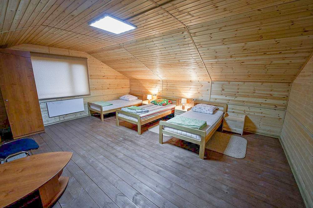 Дом на Тундра Кайт сноукайткемпе - комната