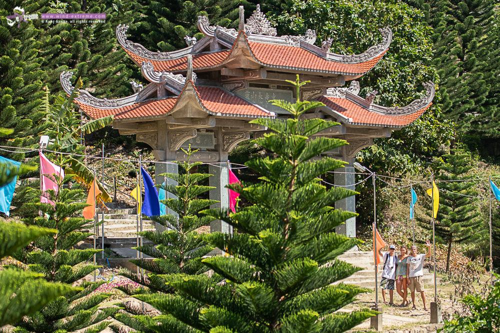 Храм Будды во Вьетнаме
