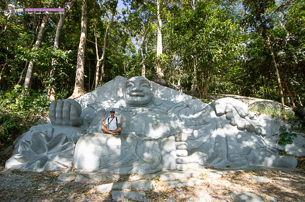 Статуя Лежащего Будды, Вьетнам, фото 3