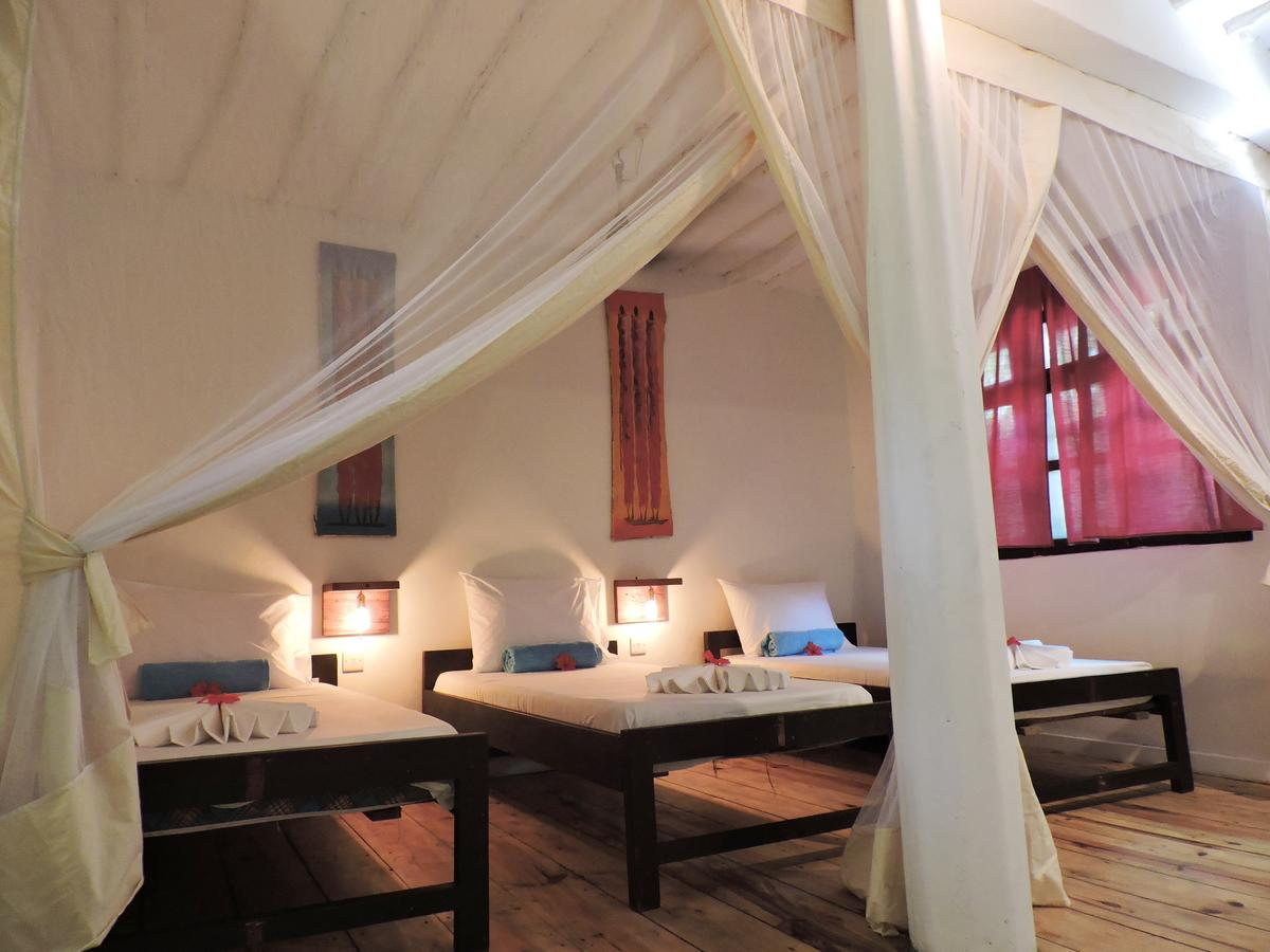 Отель на Занзибаре