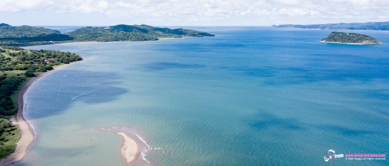 Кайт спот и кайтсерфинг на Bahia Salinas